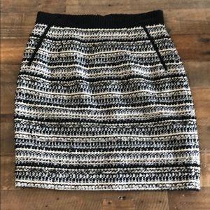 Tweed Pencil Skirt - NWT